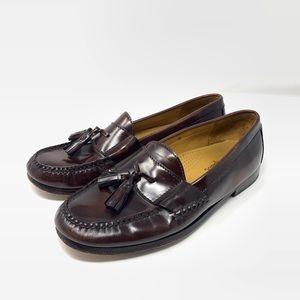 Cole Haan Pinch Tassel Loafer 03508. Brown size 10